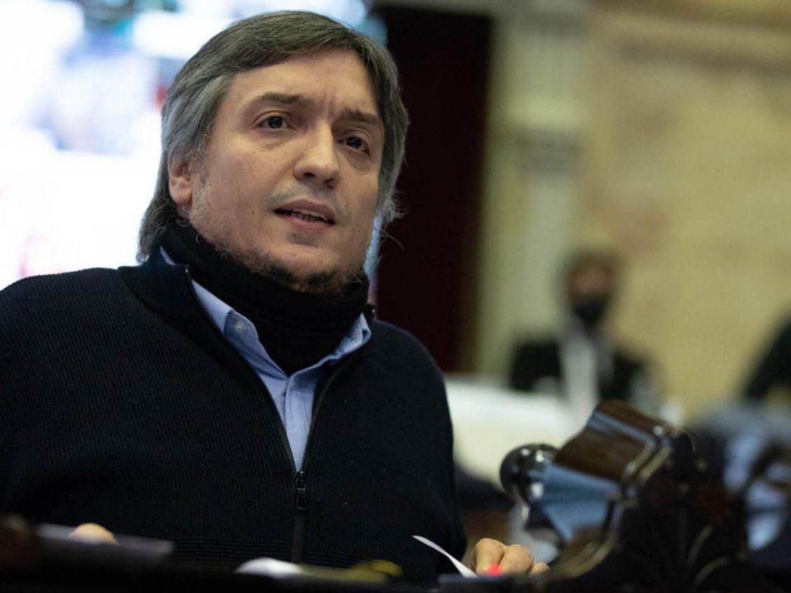 Máximo Kirchner