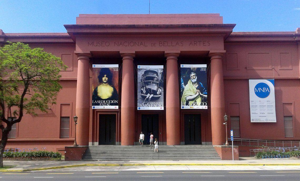 Museos Nacionales cerrados hasta el 30 de abril