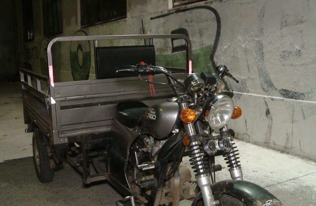 El triciclo al servicio del narcotráfico