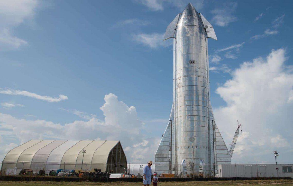 Misión a la Luna: Se hará con una nave Starship