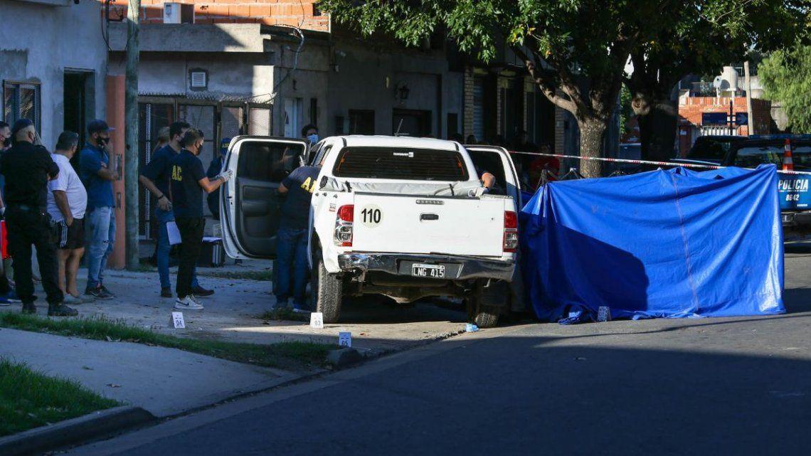 Rosario: Materon a joven narco delante de su hijo de dos años