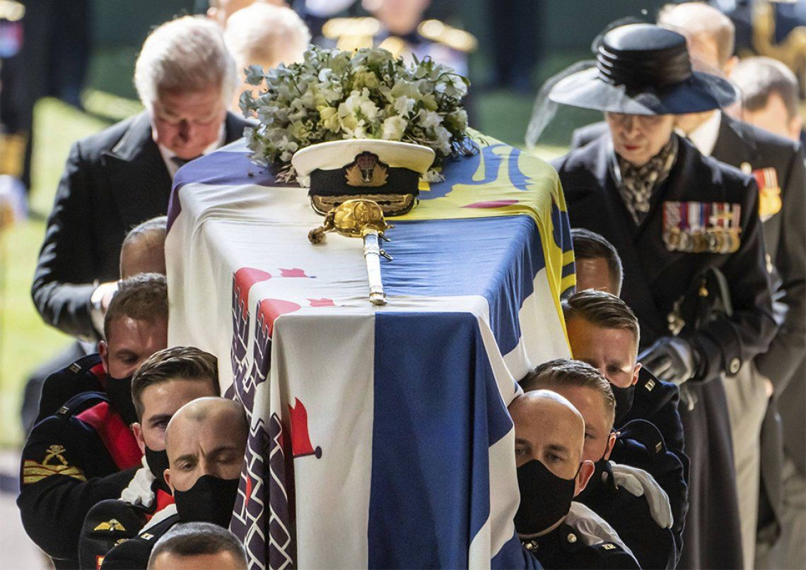 Felipe fue enterrado en la Bóveda Real dentro de la capilla de San Jorge.