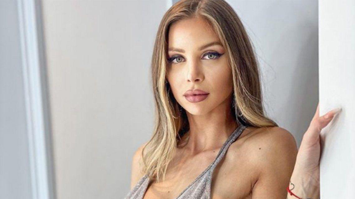Romina Malaspina volvió a encender las redes sociales.