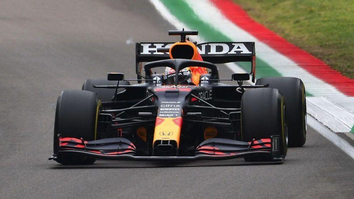 Fórmula Uno: Max Verstappen ganó el Gran Premio de la Emilia Romaña