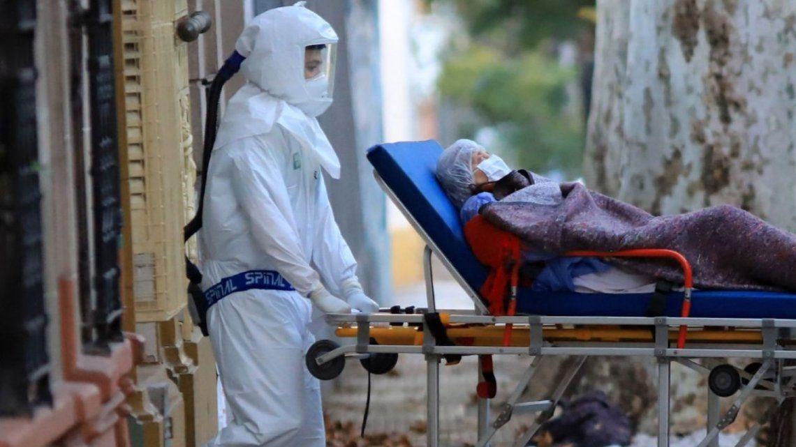 Coronavirus: En la Argentina las muertes por Covid-19 casi llegan a las 60.000