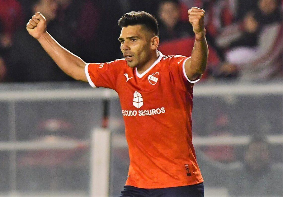 Silvio Romero habló luego del triunfo de Independiente