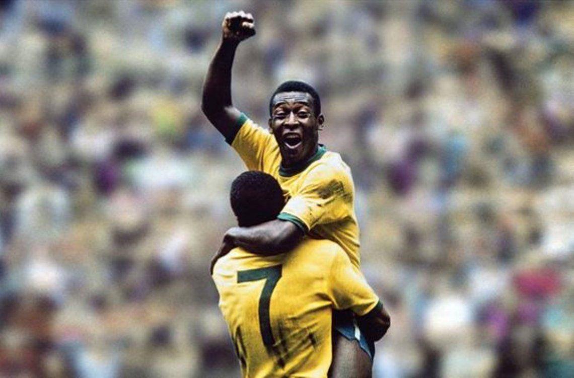 Pelé anunció el lanzamiento de su primera colección de NFT