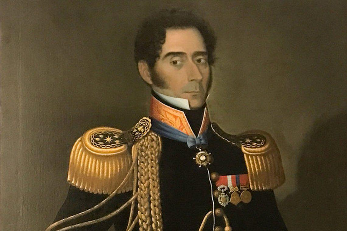 La biografía del General Juan Gregorio Las Heras por Antonio Las Heras