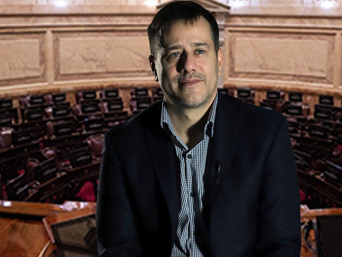 Recalde: El Gobierno de la Ciudad busca hacer fracasar la política de combate al Covid