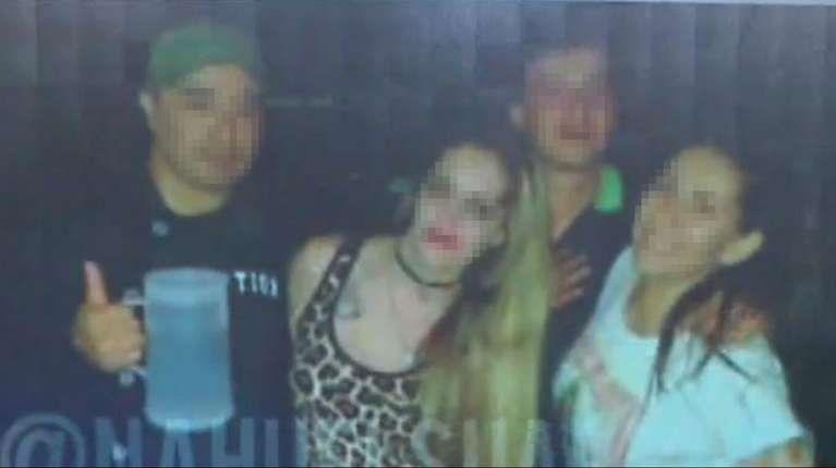 Tres de Febrero: efectivos de la Policía bonaerense en una fiesta clandestina.