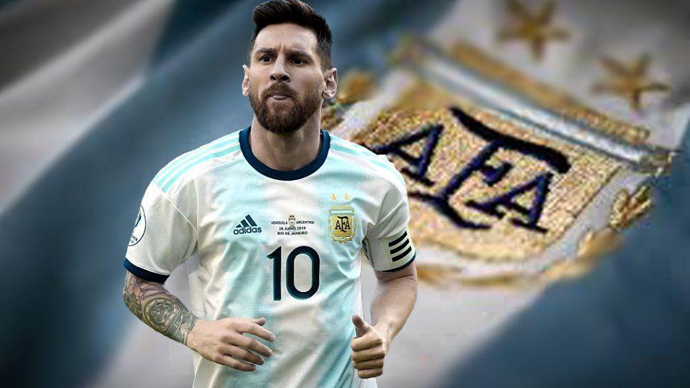 Superliga europea: Messi