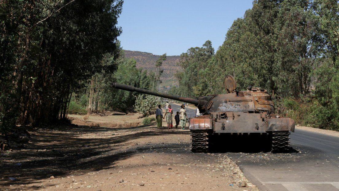 Etiopía: la ONU denuncia violación de mujeres.