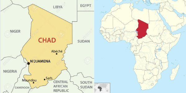 Chad es una nación africana que se encuentra enclavada entre Libia