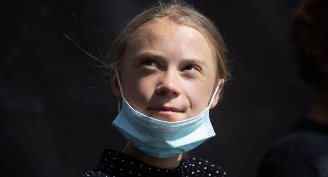 Greta Thunberg donó 100 mil euros a la OMS para combatir la injusticia en la vacunación