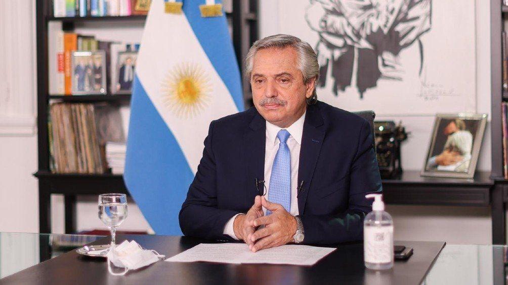 Alberto Fernández disertará en la Cumbre de Líderes sobre el Cambio Climático