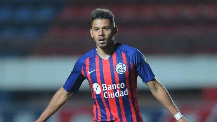 Ángel Romero será titular en el debut de San Lorenzo en la Sudamericana
