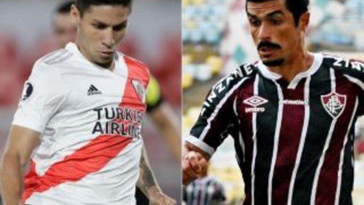 River debuta en la Copa Libertadores ante Fluminense