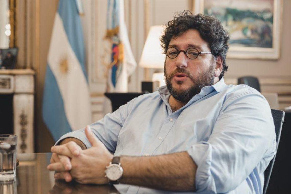 Pablo Avelluto amenazó por tuit al Presidente