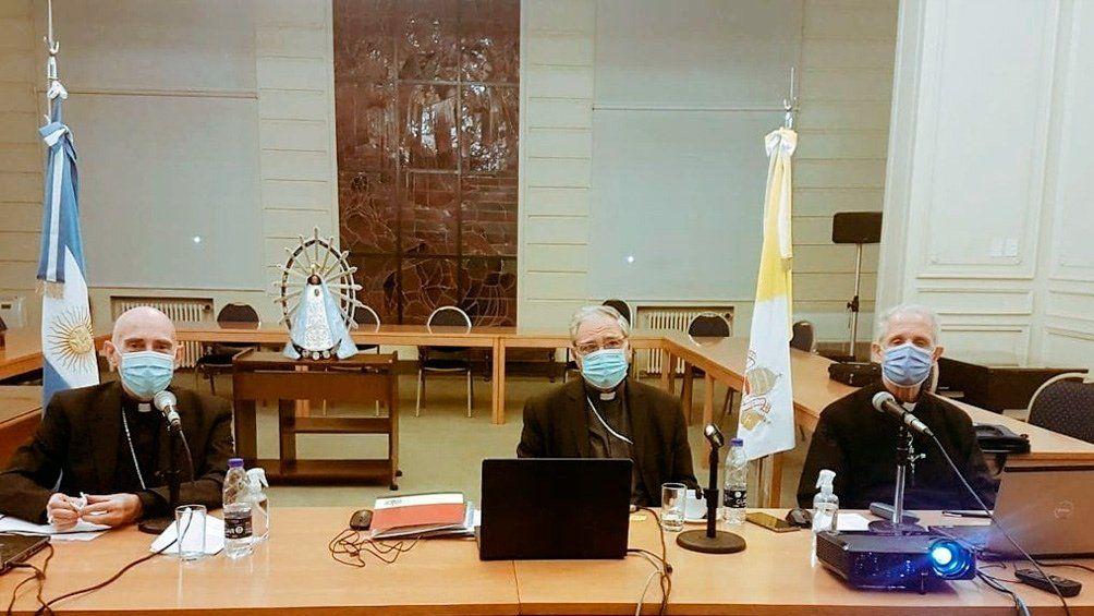Obispos de la Conferencia Episcopal Argentina se refirieron a la pandemia.