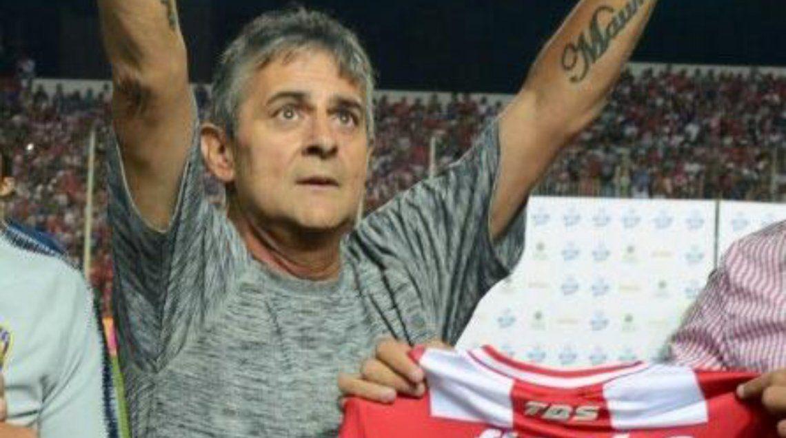 Triste noticia: falleció Dante Fernández