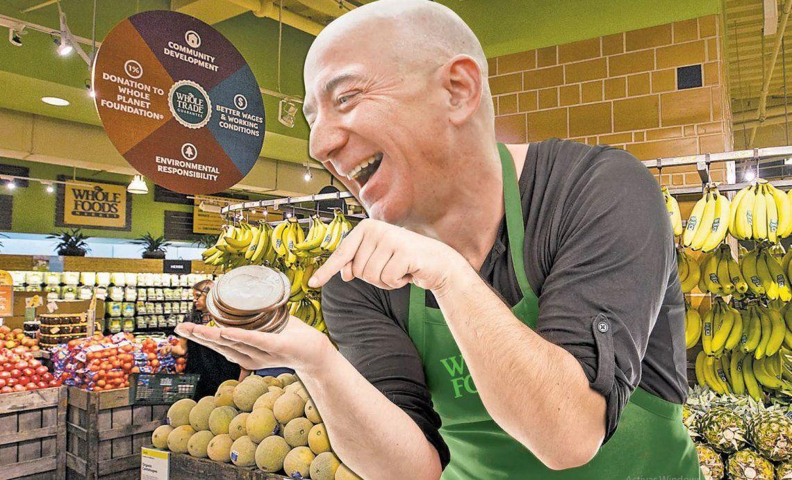 Amazon presentó tecnología para pagar con palma de la mano