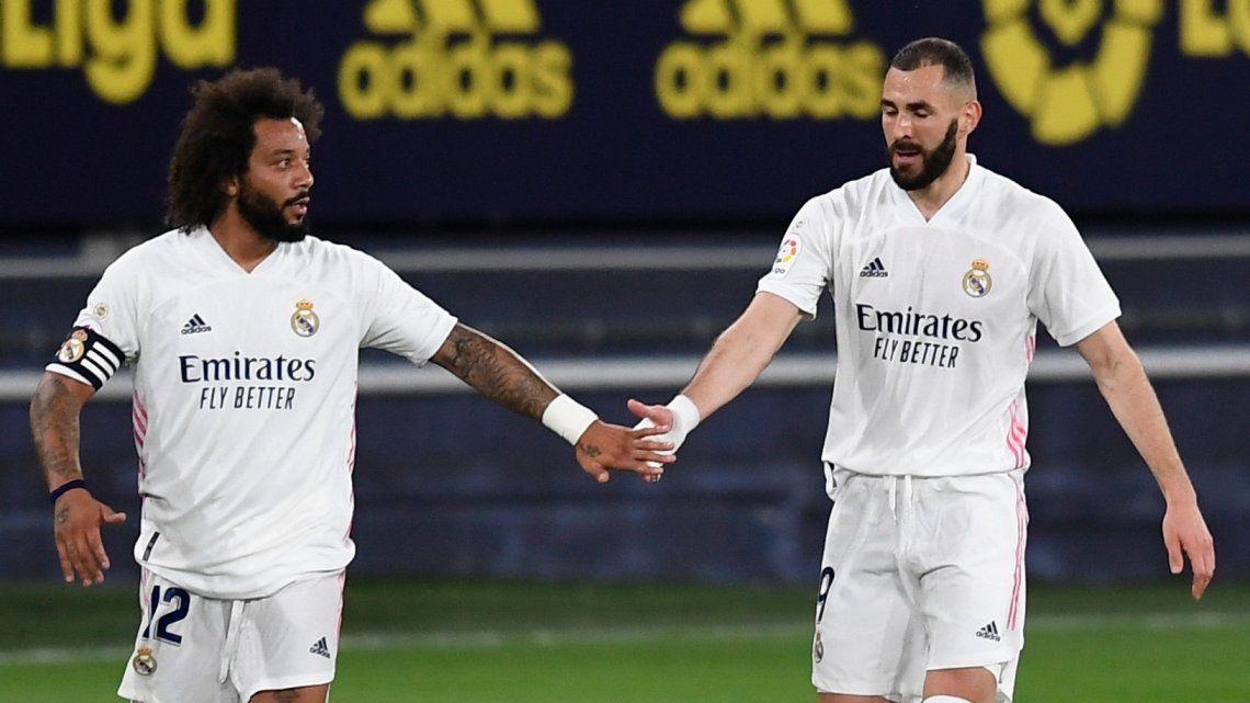 La UEFA no sancionará al Real Madrid y podrá jugar las semis de Champions League