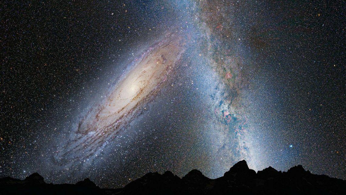 Astrónomos descubren nueva galaxia en los confines de la Vía Láctea