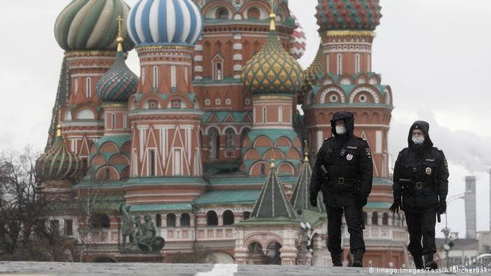 Putin decretó 10 días de asueto para frenar el coronavirus