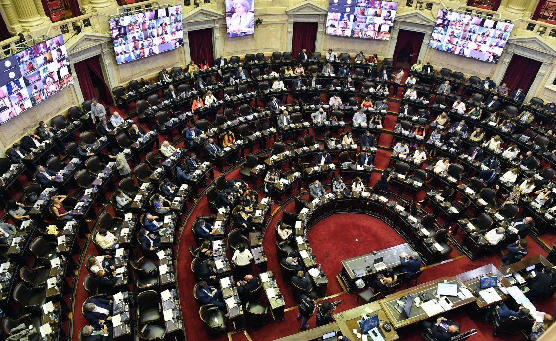Esta semana podría tratarse la propuesta de modificar las elecciones en la Cámara de Diputados.