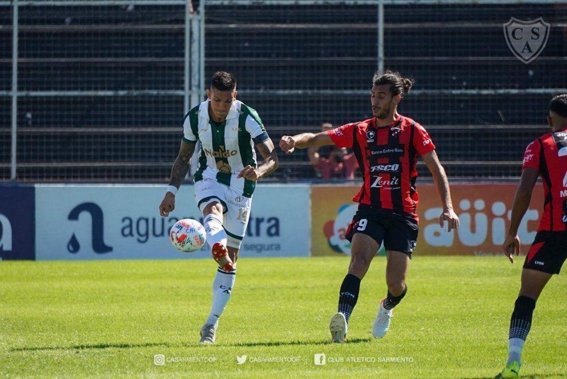Patronato superó a Sarmiento por 1-0