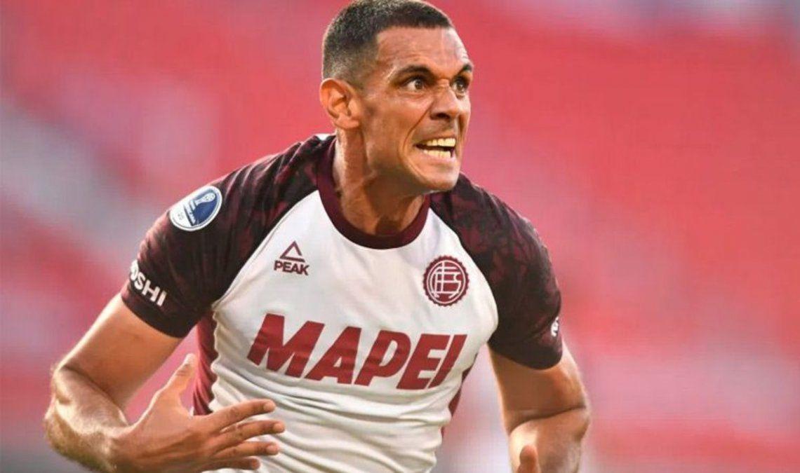 Lanús necesita de los goles de José Sand