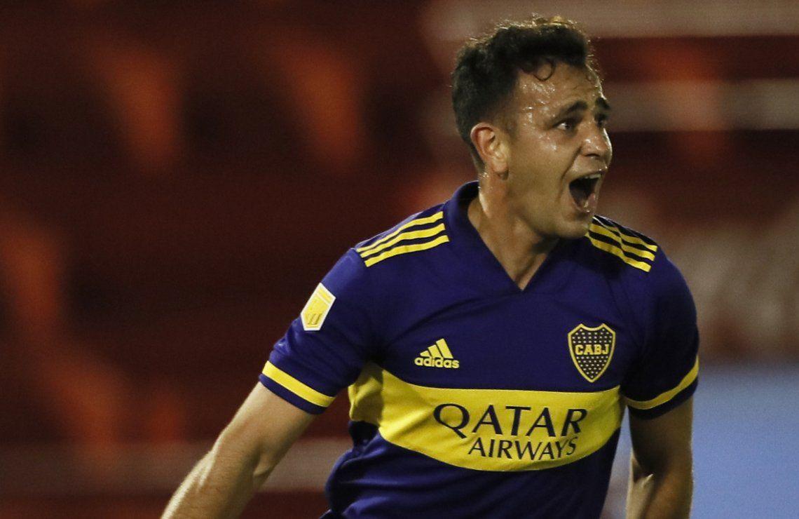 Boca ganó tres partidos en una semana y ahora va por el Santos