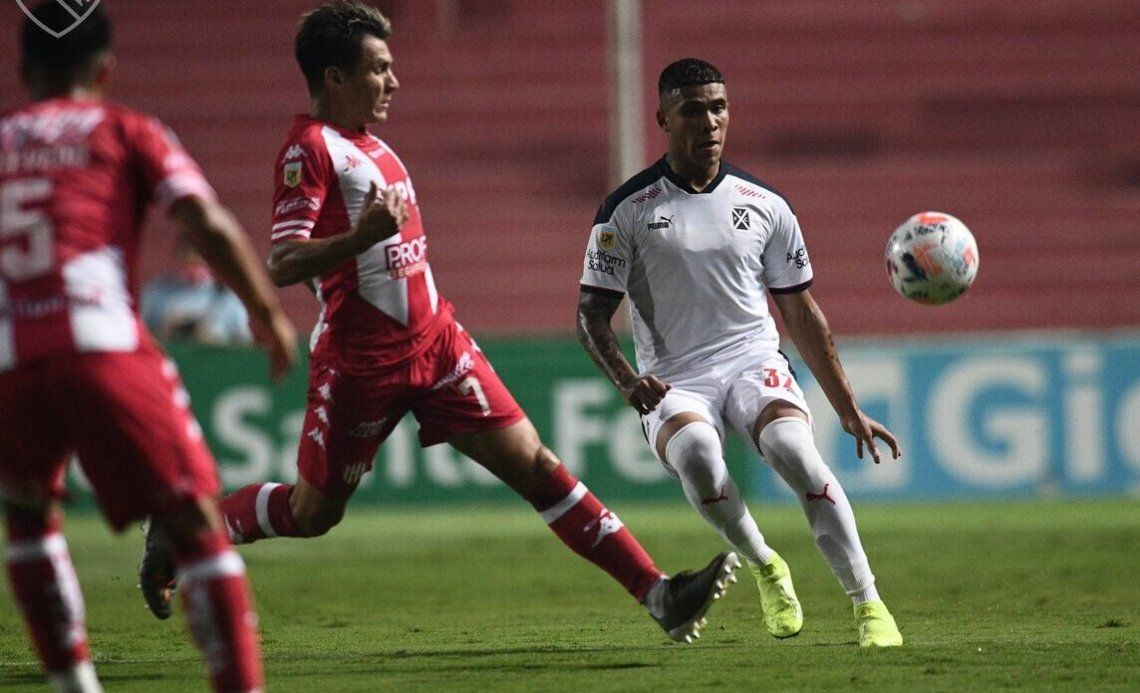 Independiente no pudó con el Tatengue.