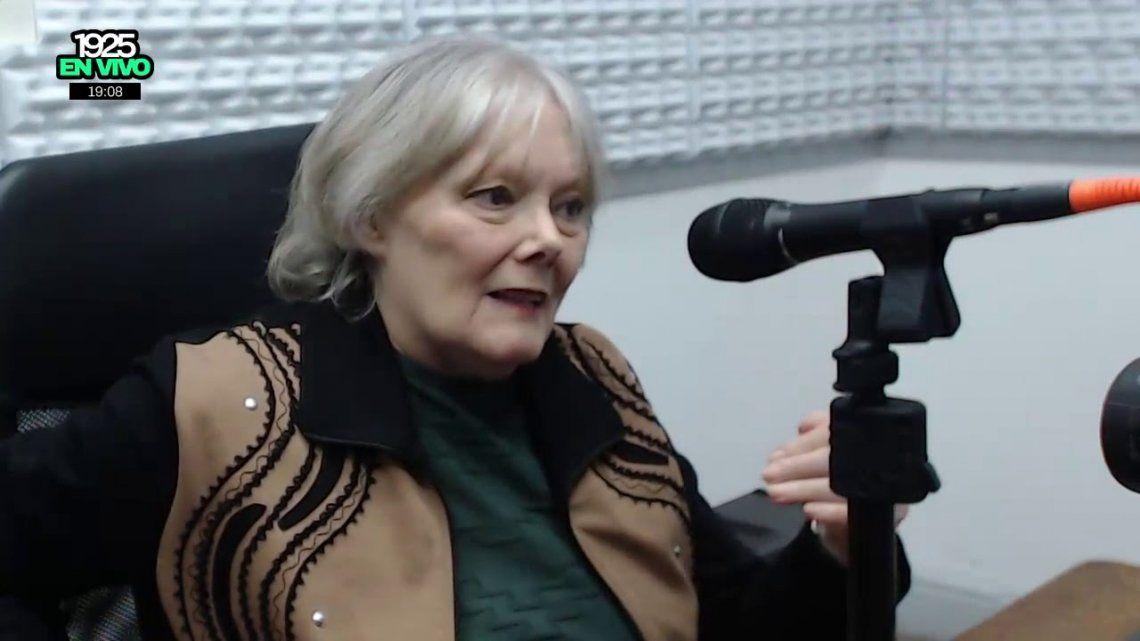 Ana María Casó falleció a los 83 años