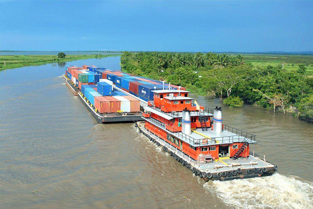 Hidrovía: El viernes vence la concesión a la empresa liderada por Gabriel Romero