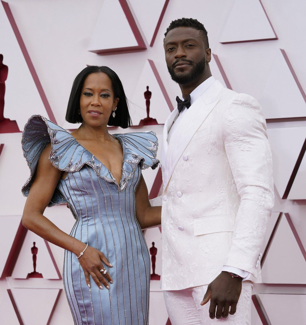 Oscars 2021: la moda y el glamour fueron partícipes de la jornada.
