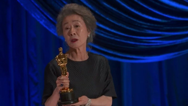 Oscars 2021: la surcoreana Youn Yuh-jung