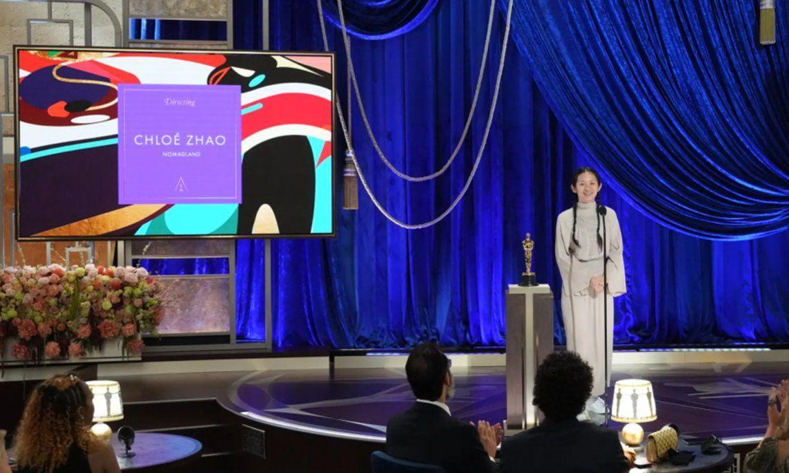 Oscars 2021: las mejores fotos de los premios más importantes del cine