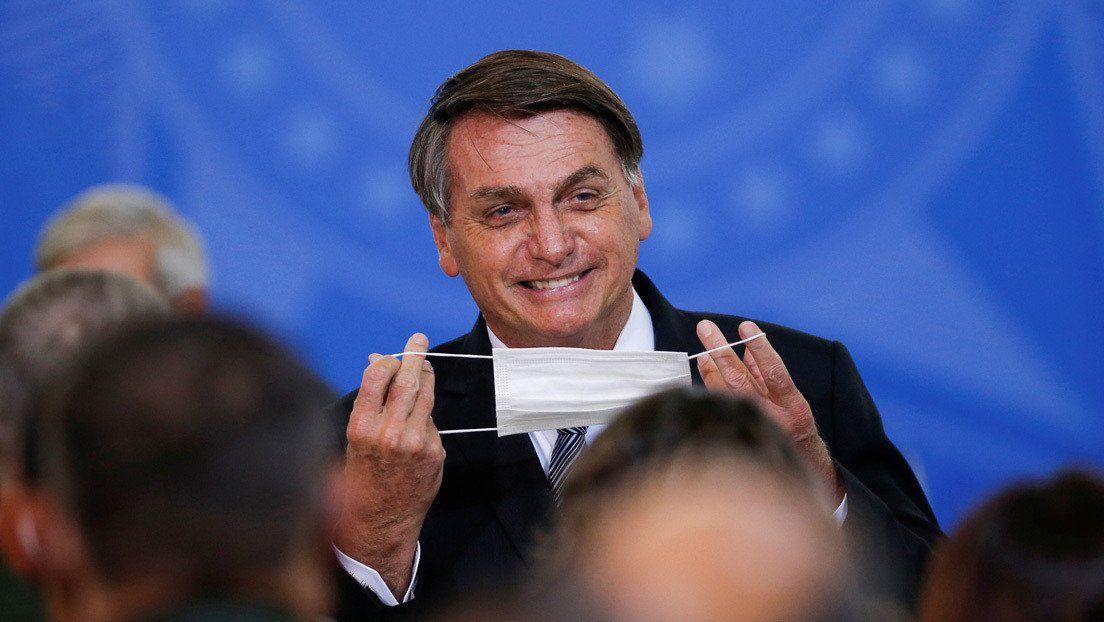 Brasil: Bolsonaro insultó a una periodista.