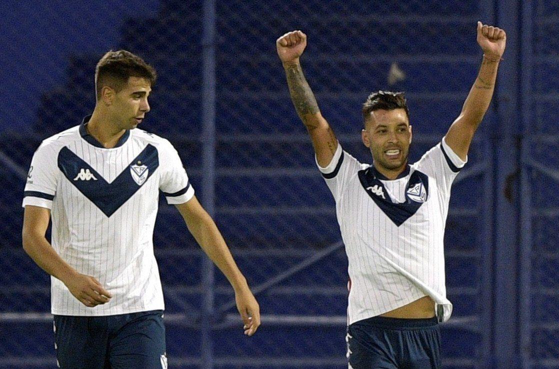 Vélez buscará su primer triunfo en la Copa Libertadores.