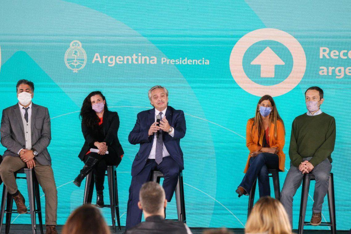 Así lo anunció Alberto Fernández durante un acto en el Museo del Bicentenario.