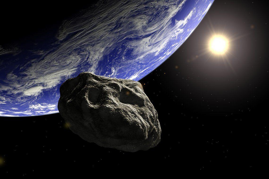 La NASA creará un sistema para salvar al planeta del impacto de asteroides