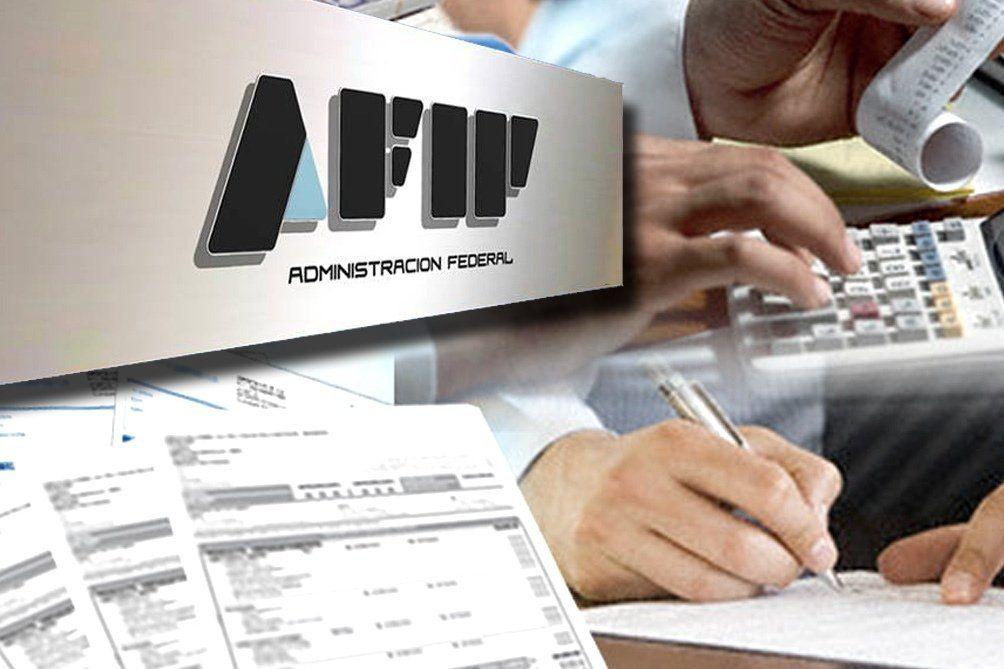 AFIP: reintegro a monotributistas y autónomos.