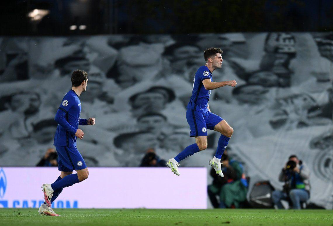 Pulisic quiere dar el salto a la final con el Chelsea