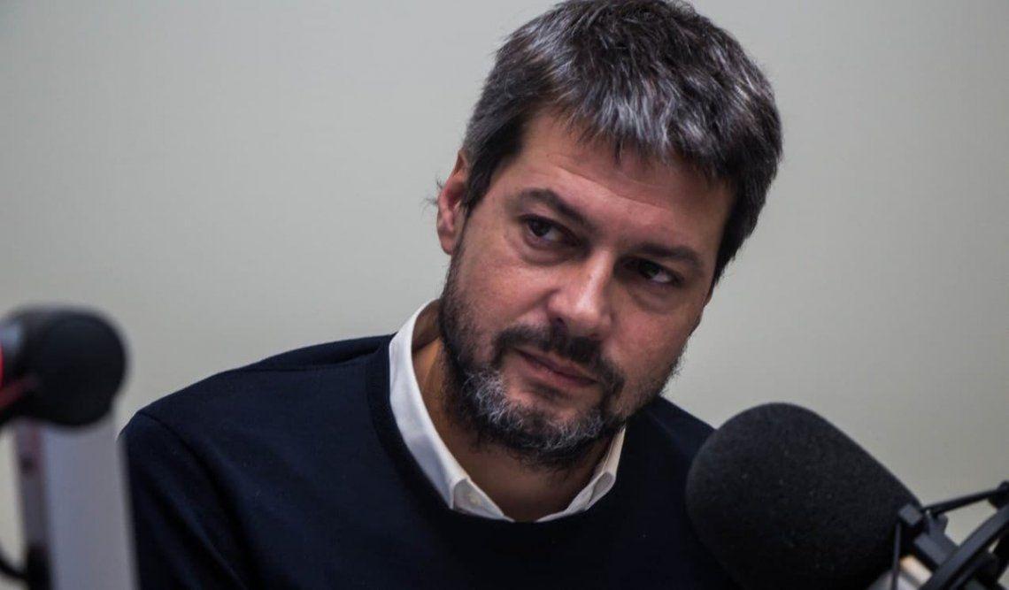 Matías Lammens dijo que los protocolos en el fúbol se están cumpliendo bien.