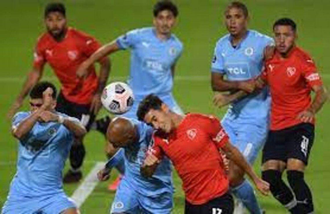 Independiente mantuvo el puntaje ideal tras vencer al equipo uruguayo