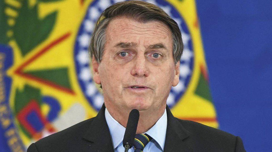 Brasil: Bolsonaro amenaza con decretar el fin de las cuarentenas