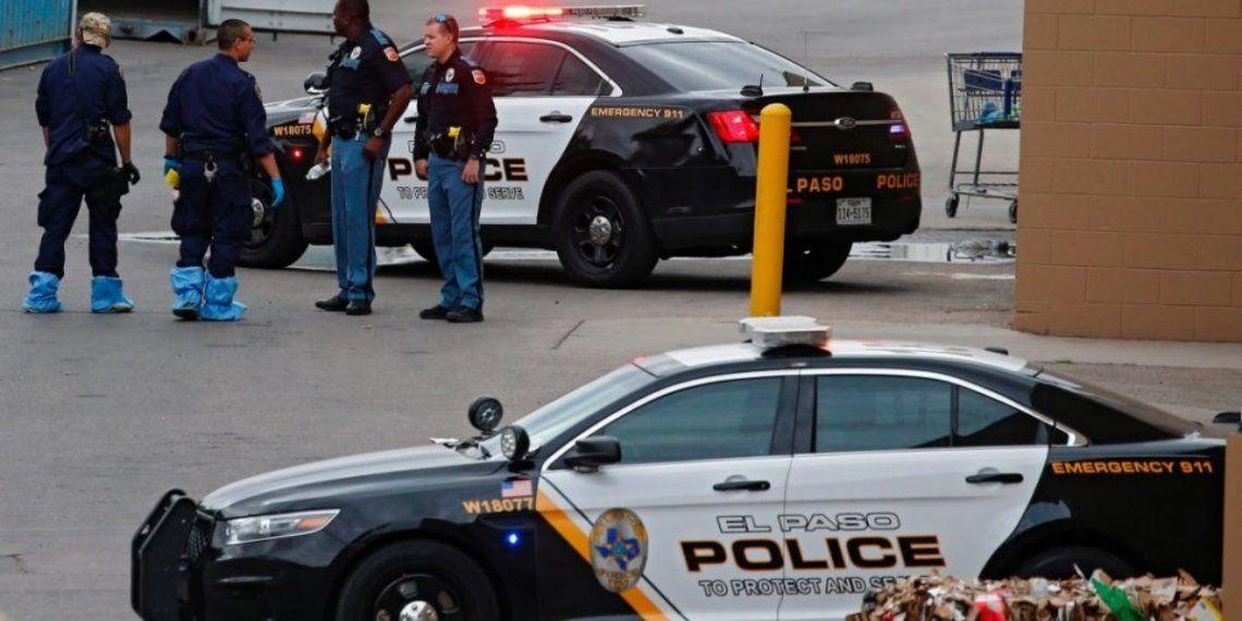 Policía mató a un hombre a balazos en Estados Unidos.