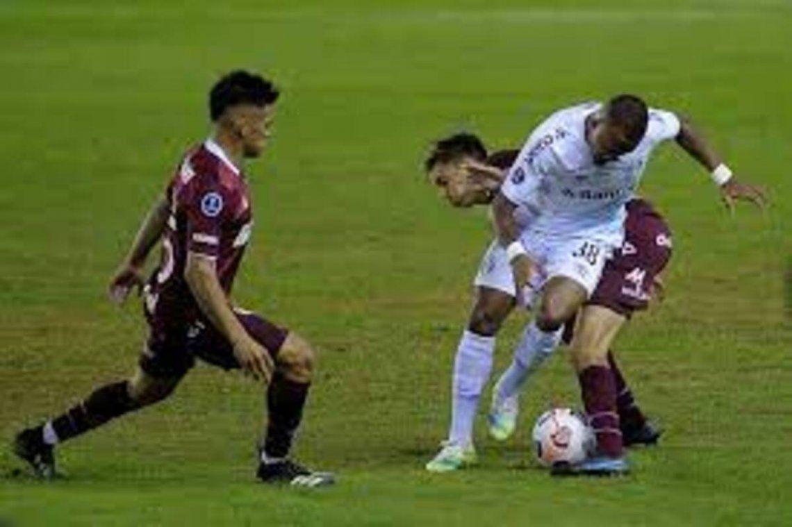 Lanús perdió de local 2-1 ante Gremio en la fecha 2 de la Copa Sudamericana.
