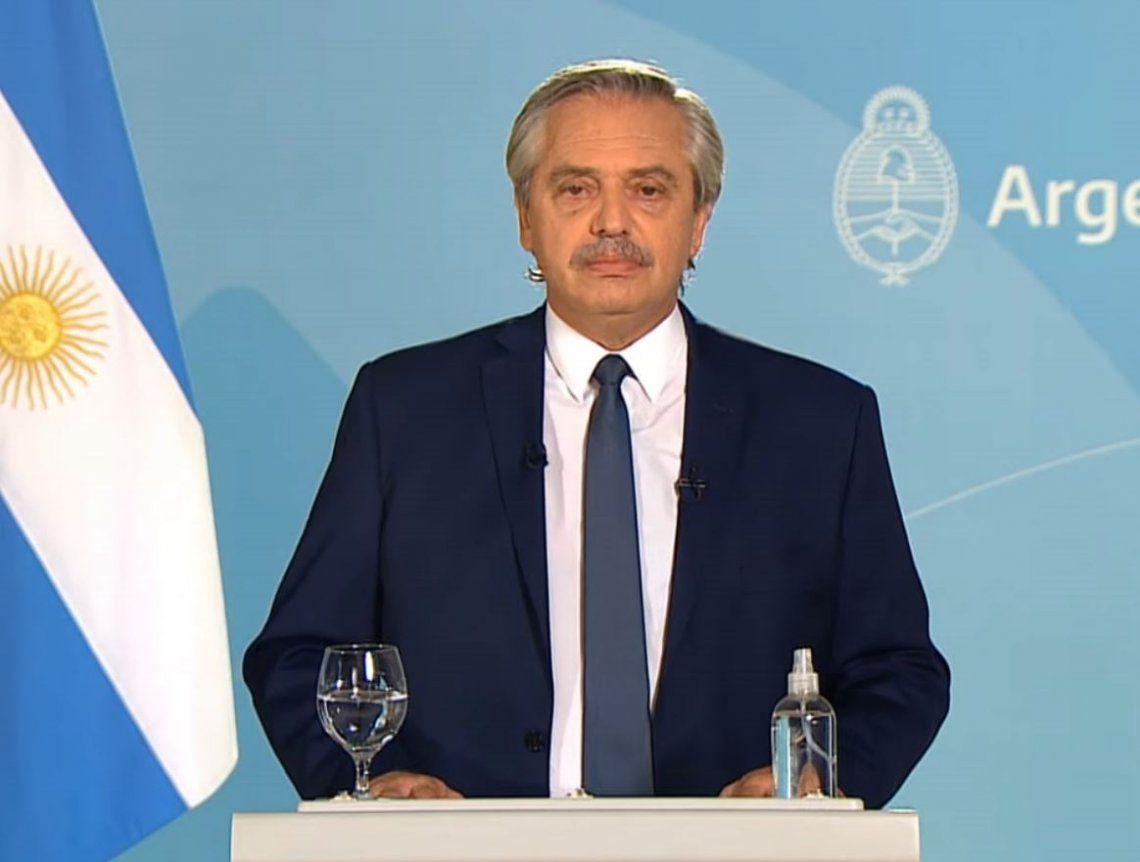 Alberto Fernández confirmó que las restricciones en el AMBA continuarán hasta el 21 de mayo